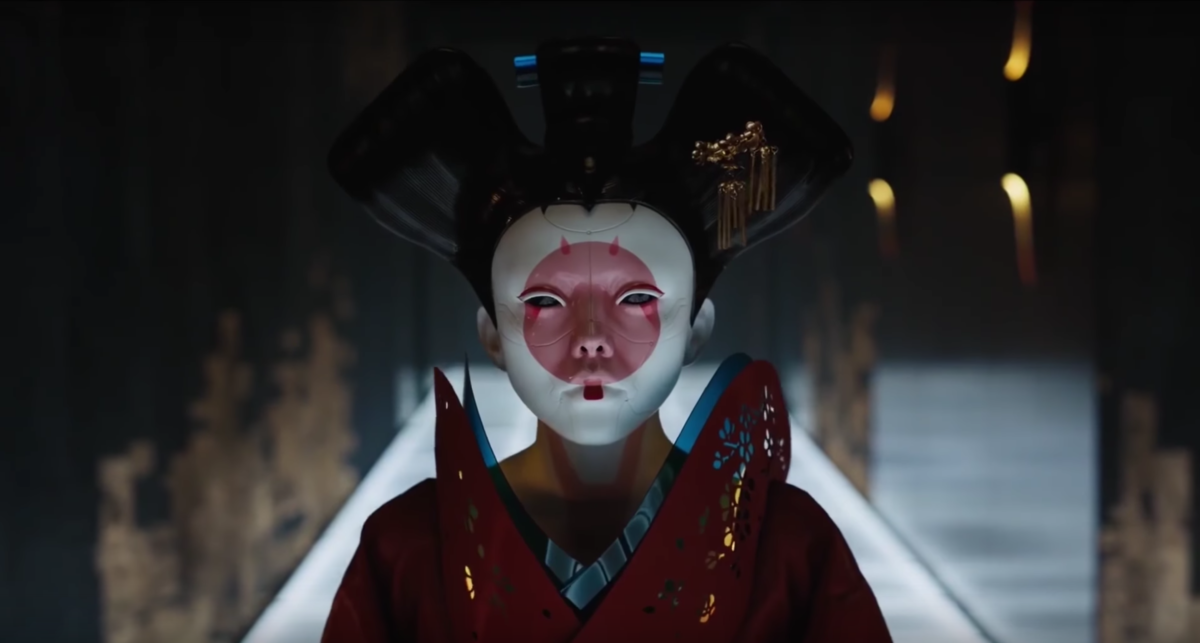 Ghost in the Shell – New Trailer